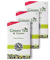 Monthly Supply - Green Tea & Lemon