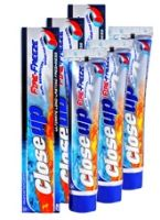 Close Up Fire Freeze Toothpaste (Pack of 3)