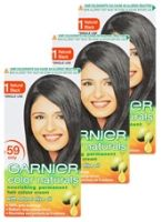 Garnier Color Naturals - 1 Natural Black (Pack of 3)