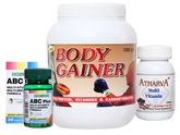 Weight Gain Combo (Set of 3)