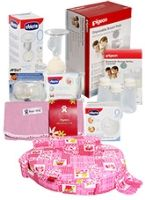 Complete Feeding and Nursing Combo (Set of 8)