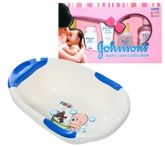 Baby Bather with Johnson's Baby Care Collection (Set of 8)