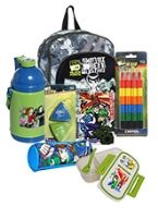 Ben 10 Complete Back to School Combo (Set of 7)