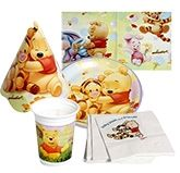 Winnie the Pooh Birth day Kit (Set of 5)