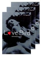 Mahaved Love Birds Aphrodisiac Capsules (3 Strips of 10 Capsules Each)