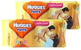 Huggies - Pants L (8-14 kg), 38 Pants (Combo Pack of 2)