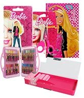 Barbie Stationery Combo (Set of 5)
