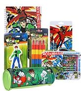 Ben 10 Stationey Combo (Set of 6)