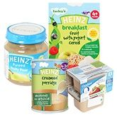 Complete Health Baby Food Combo (Set of 4)