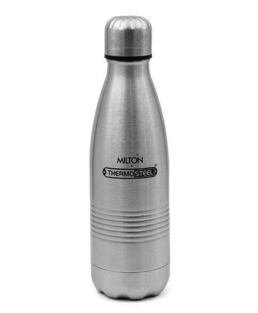 Milton Thermosteel Bottle Silver - 350 ml