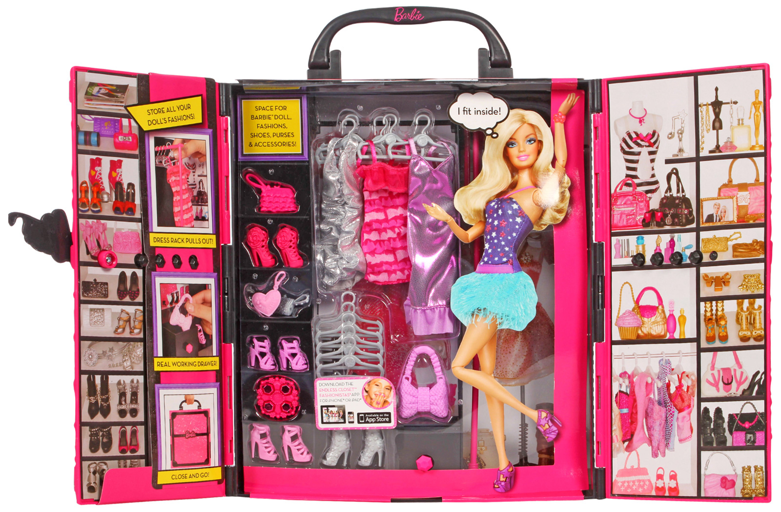 Barbie Fashionistas Ultimate Closet Fashion Barbie Doll Dress Barbie Fashionista Wardrobe