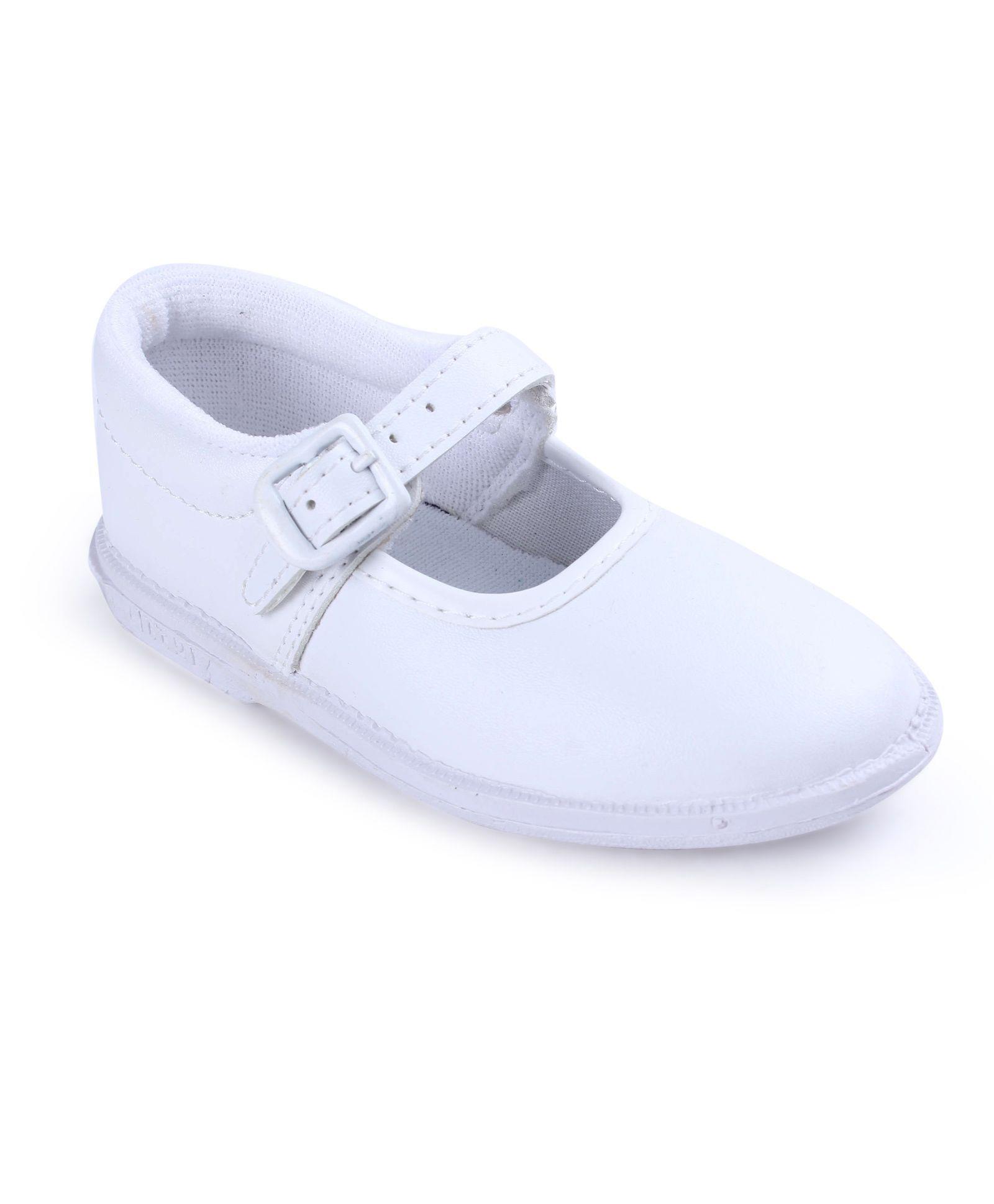 Prefect By Liberty School Shoes - White