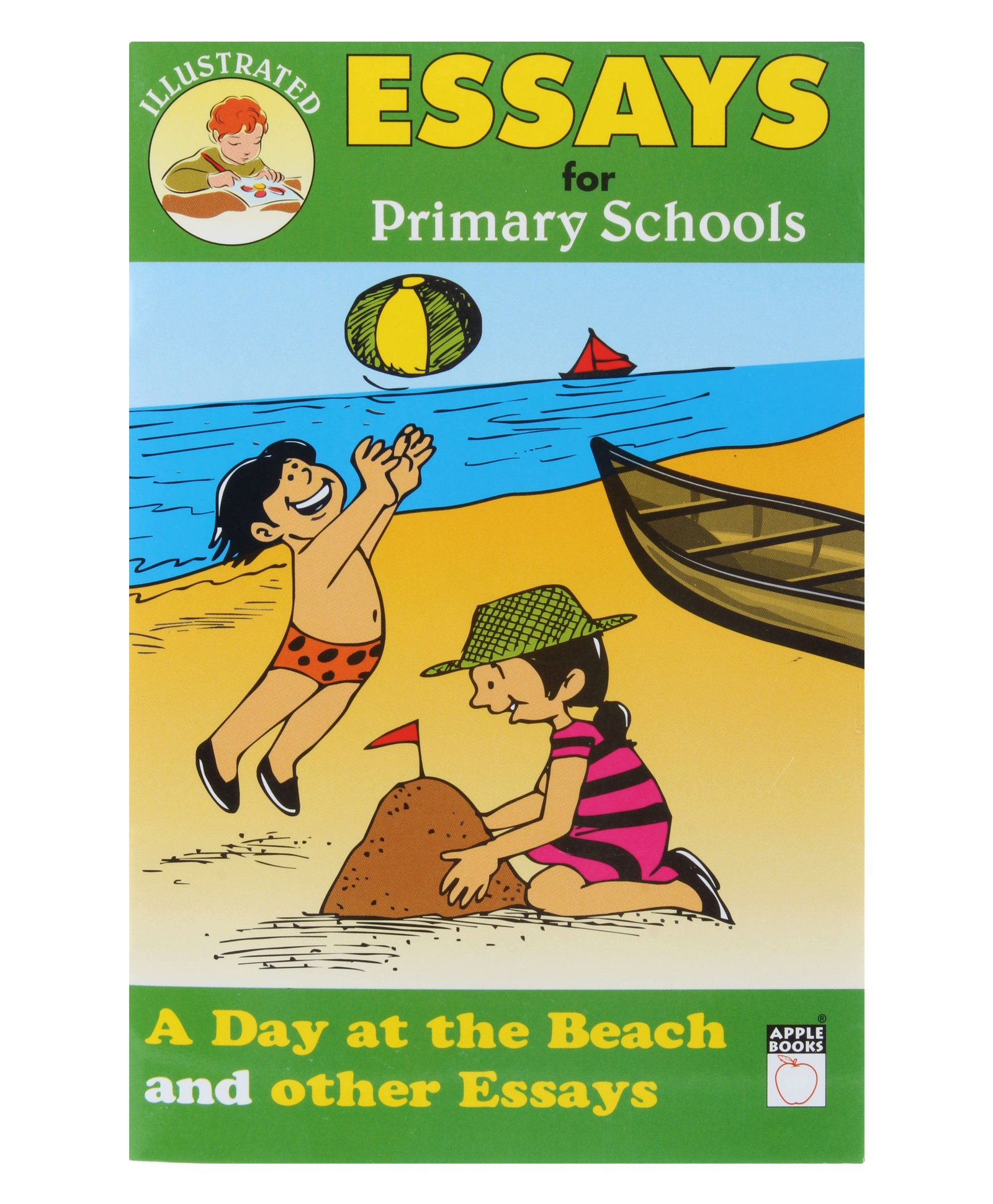 a day at the beach essay essay