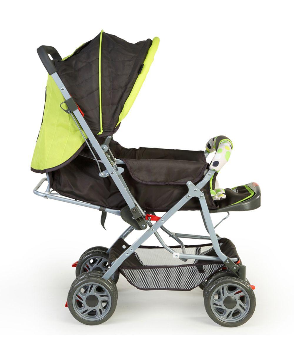 Luvlap Sunshine Baby Stroller 1003 Light Green