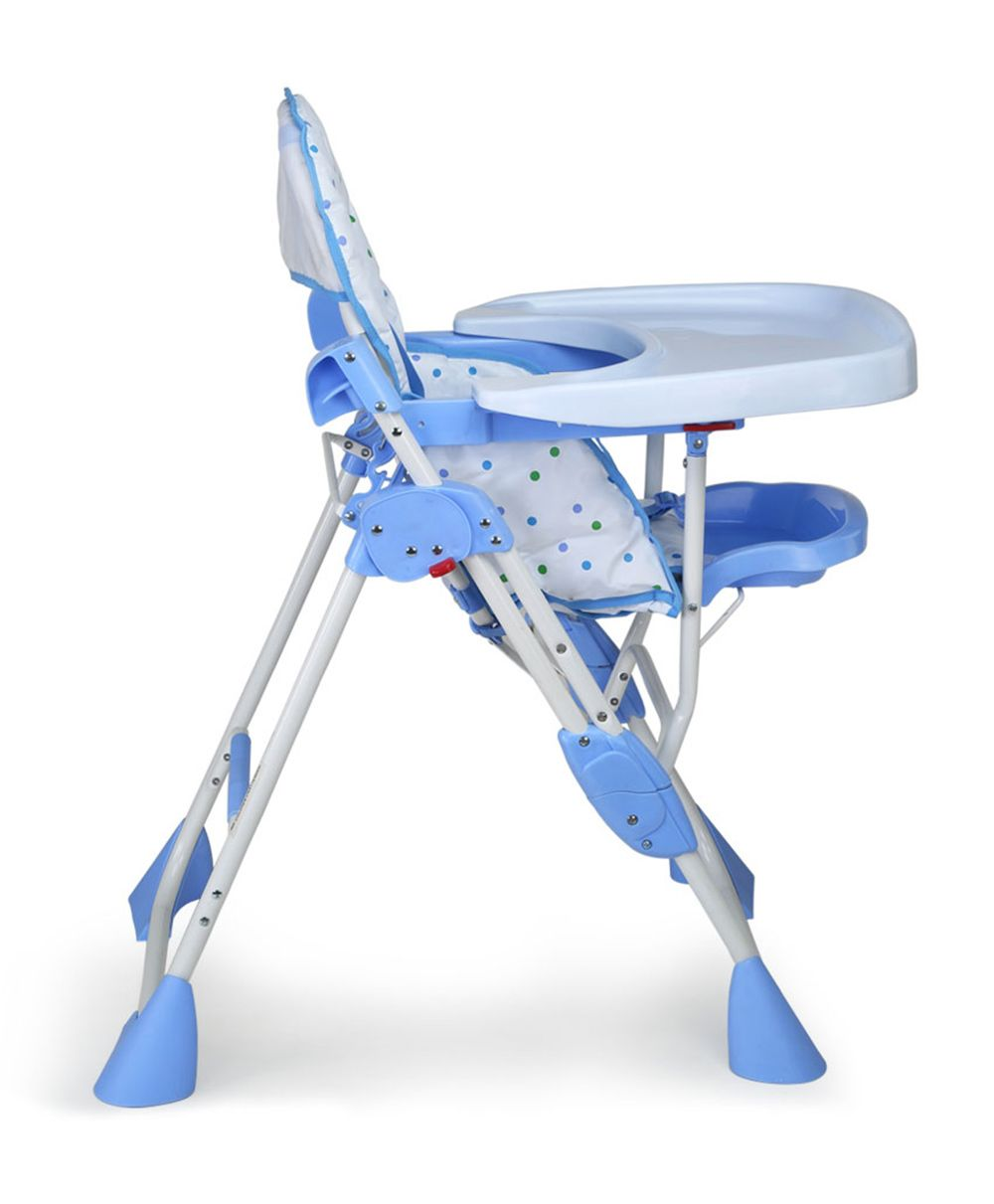 Luv Lap Baby Comfy High Chair (Blue)
