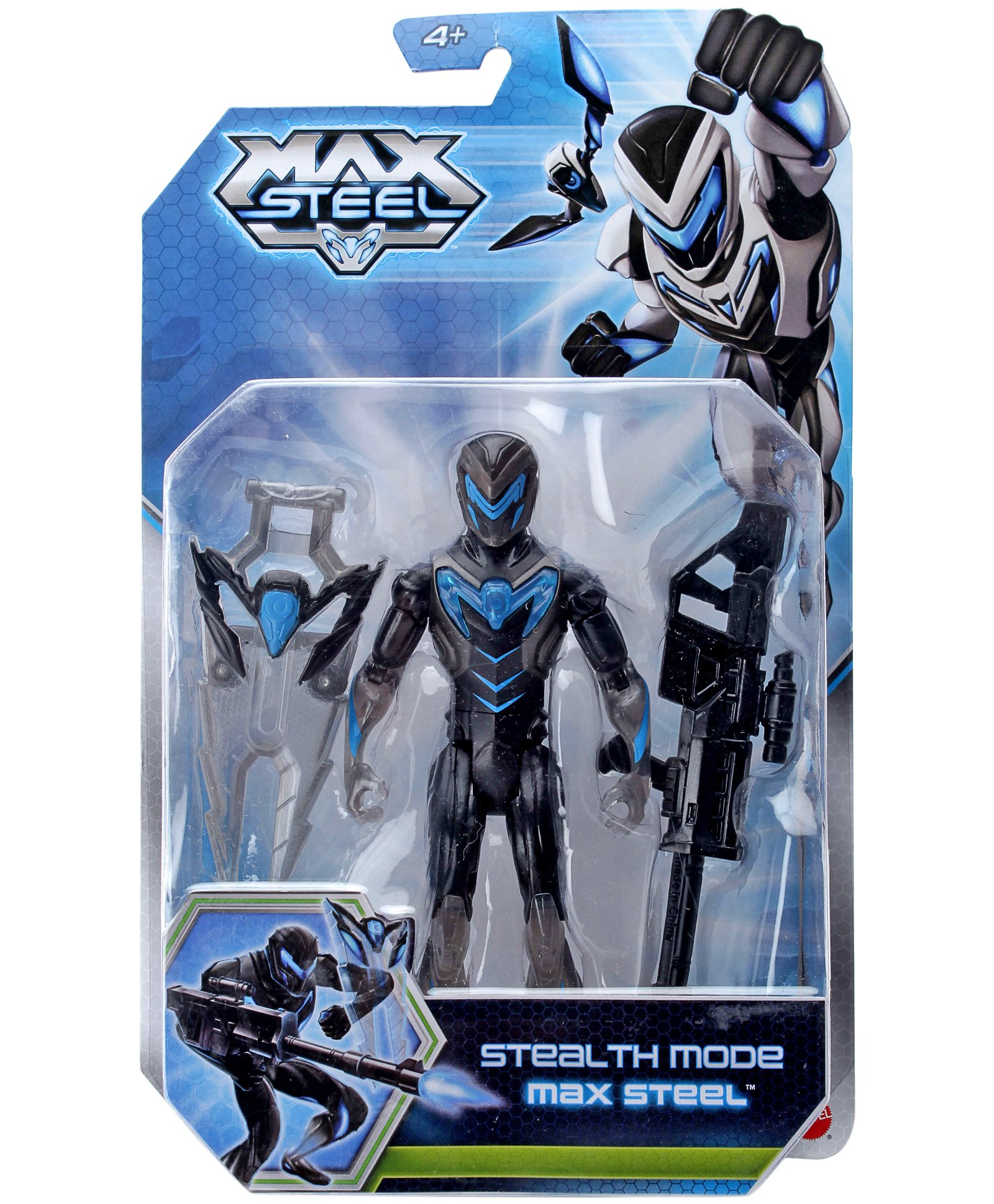 Max steel stealth mode figure assortment 6 inch online india buy