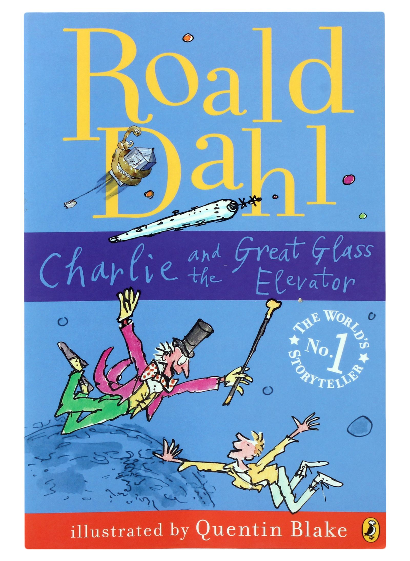roald dahl charlie and the great glass elevator book report Editions for charlie and the great glass elevator: 0142404128 (paperback published in 2005), 0141301120 (paperback published in 1998), 0142410322 (paperb.