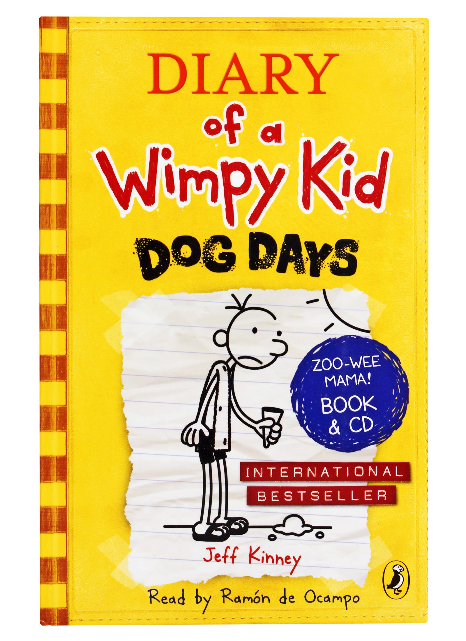 Author Of Diary Of A Wimpy Kid Dog Days