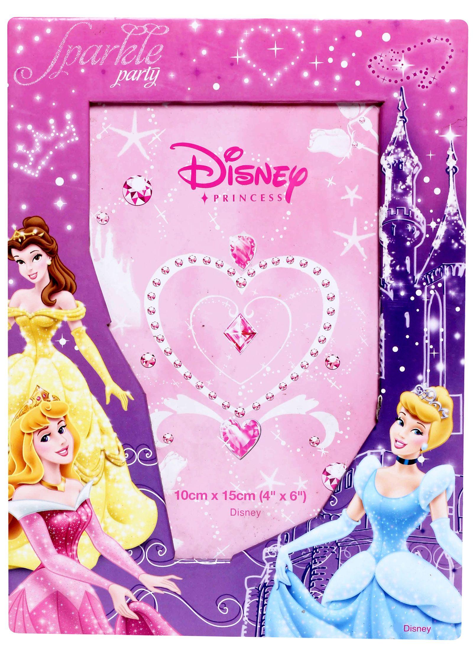 disney princess barbie photo frame dark pink online in india buy at