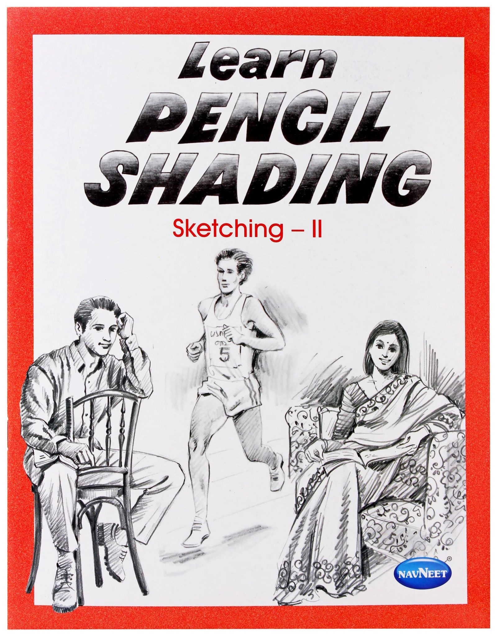 Book Pencil Drawing Drawing Navneet Books