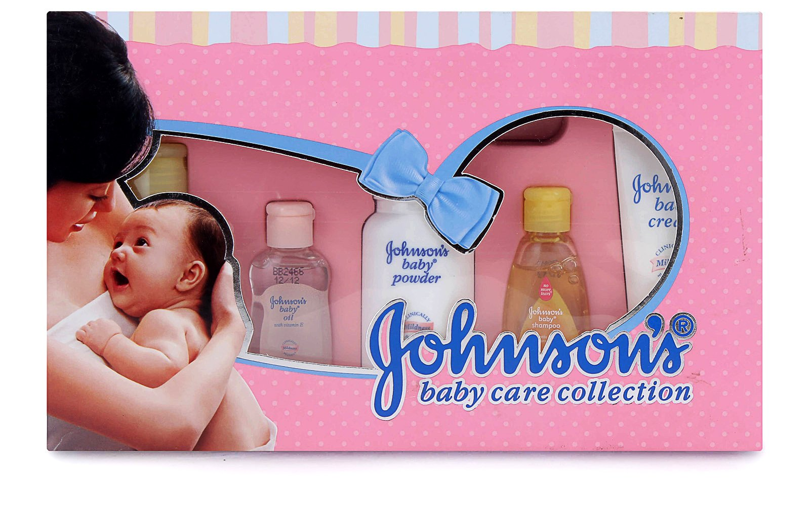 Johnson& Johnson range Products .