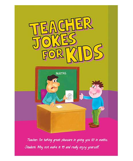 Teacher Jokes For Kids