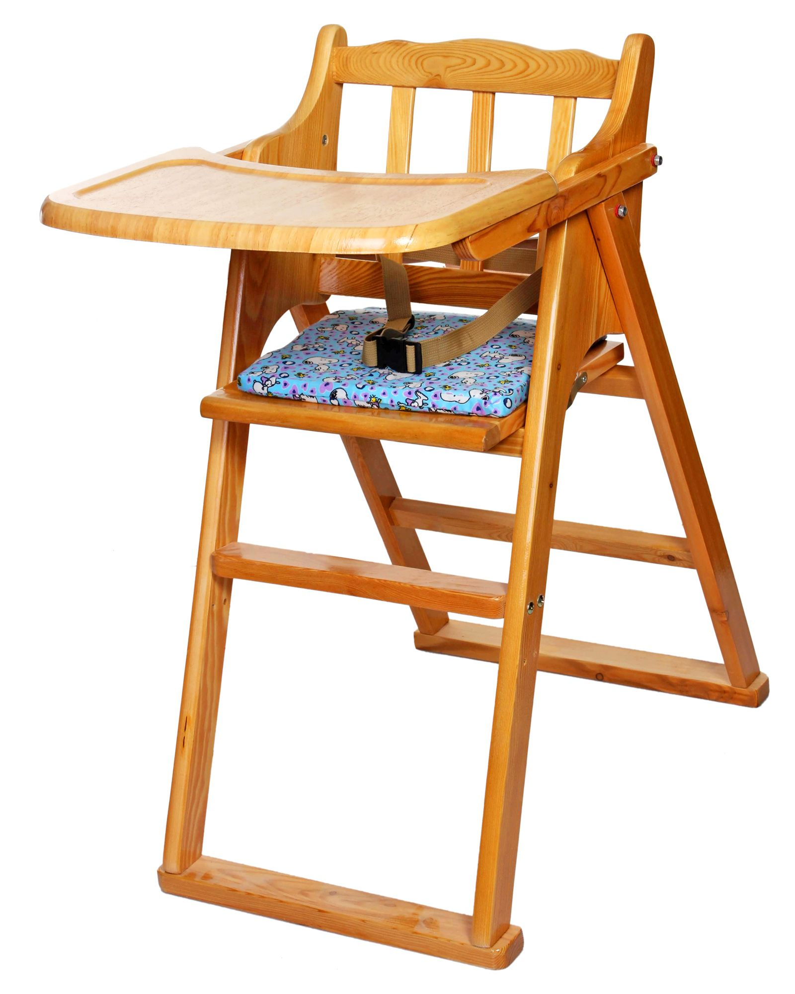 Wooden baby high chair - Superb Img Of Wooden High Chair Online In India Buy At Best Price From Firstcry