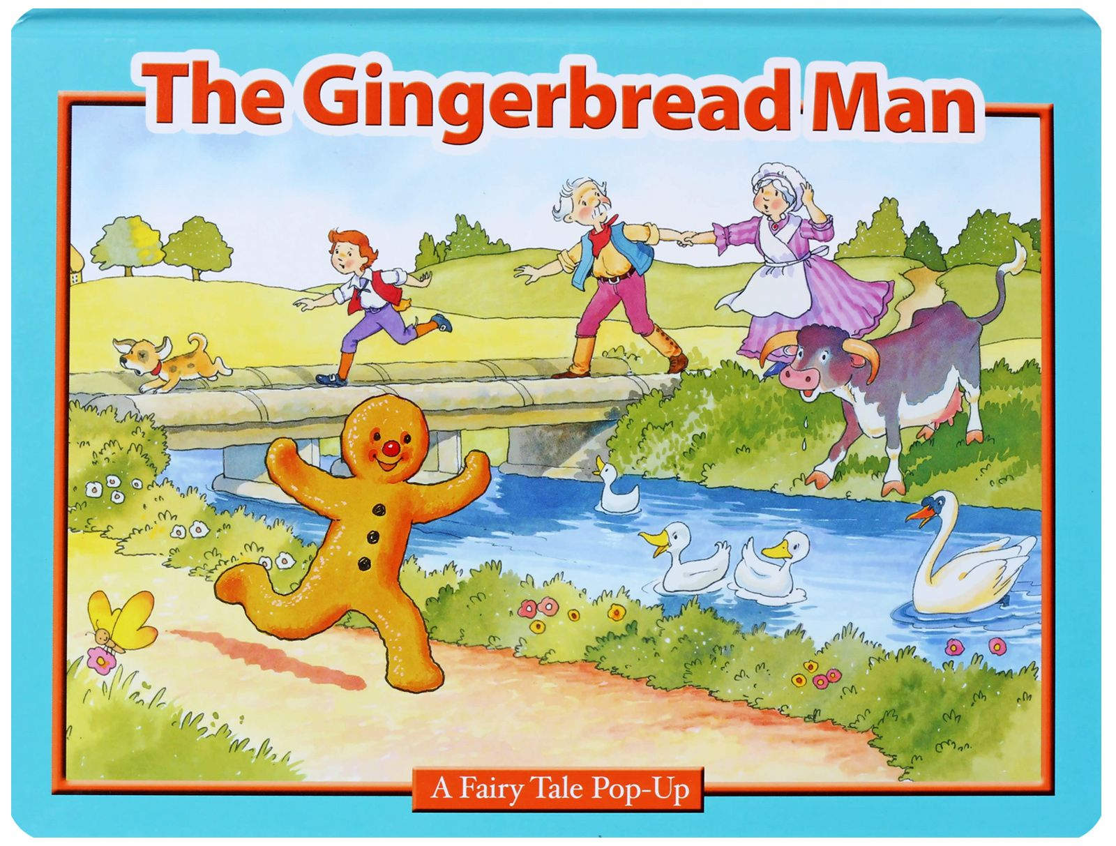 The Gingerbread Man A Fairy Tale PopUp Online in India, Buy at Best ...