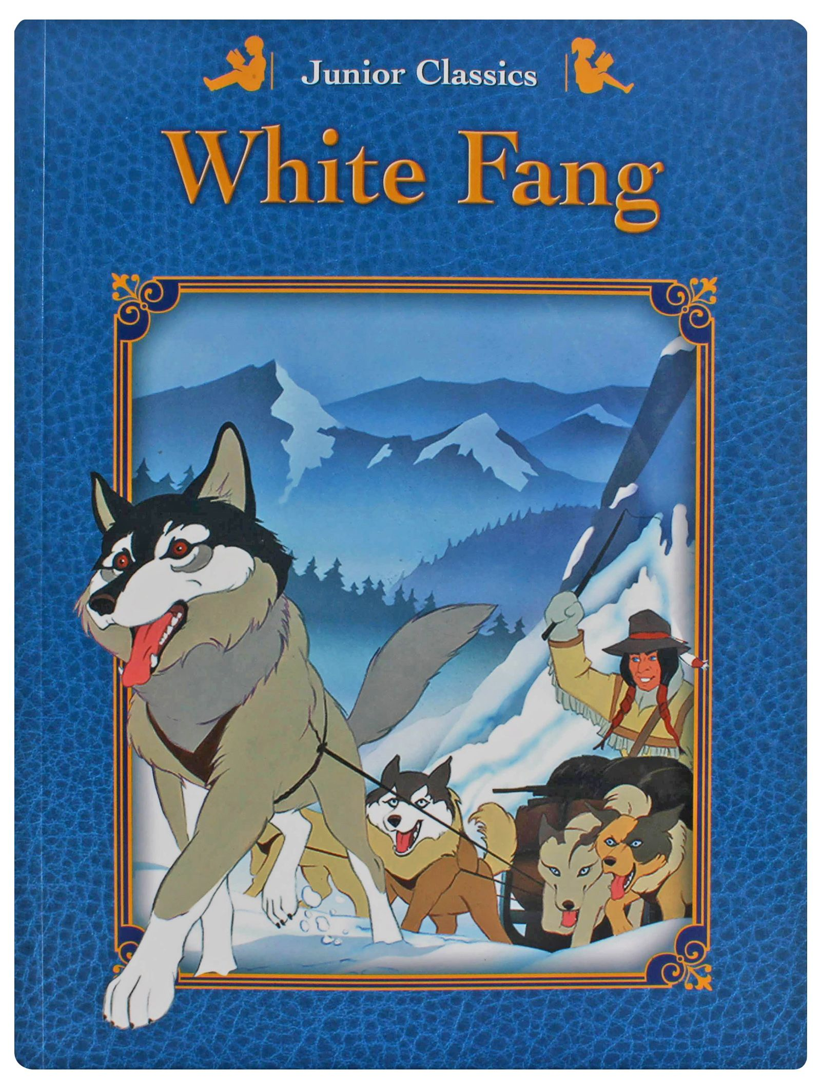 summary of white fang Summary: white fang is born in the wild 1/4 dog and 3/4 wolf he soon finds himself back in the realm of man when his mother returns to the indian camp she had left.
