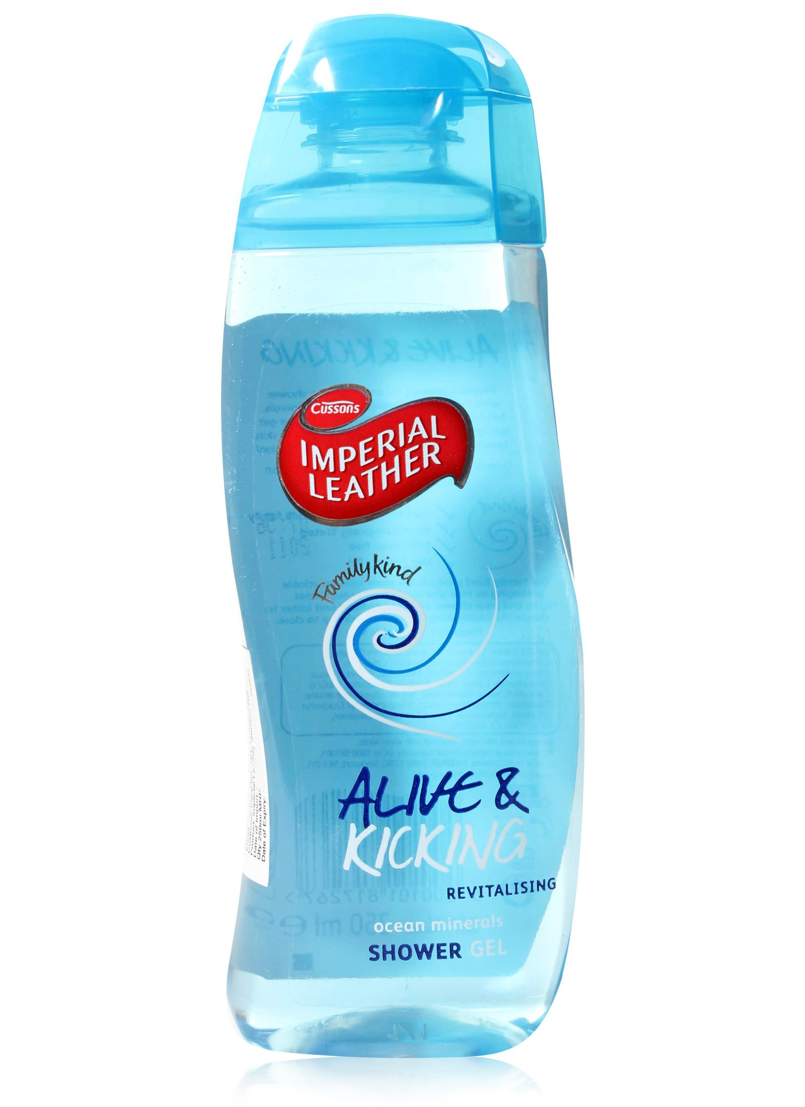 Imperial Leather Alive and Kicking Shower Gel 250ml