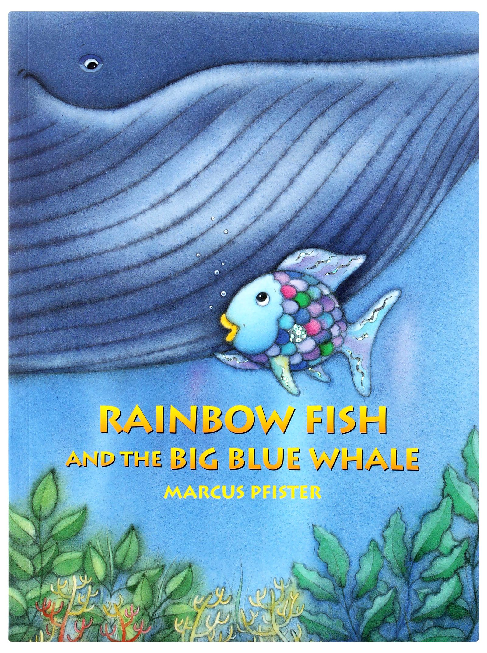 Rainbow Fish Book Read Online Rainbow Fish Book Amazon Small