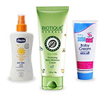 Baby Creams & Ointments