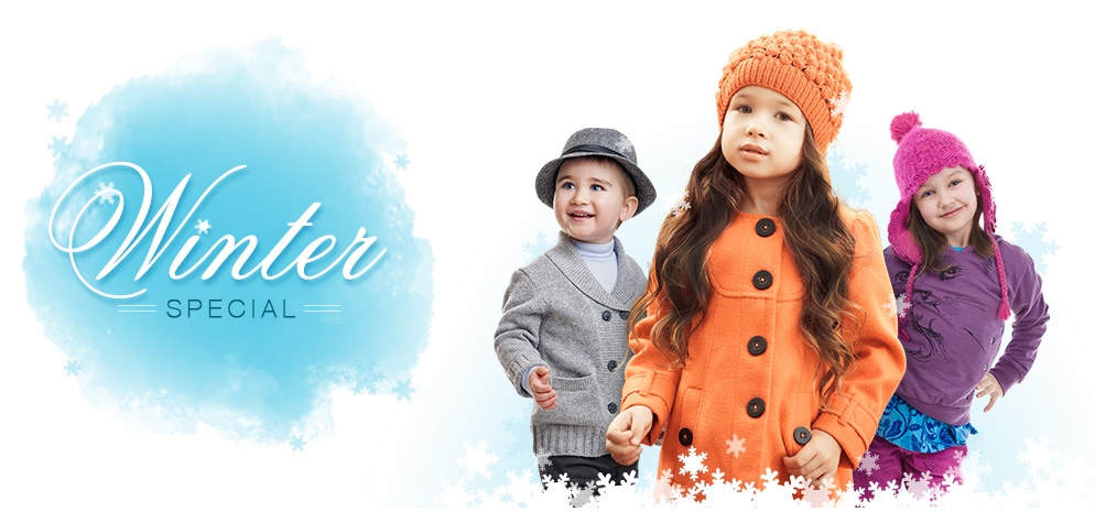 Winter Clothes for Babies & Kids