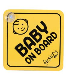 Car Sign Boards & Stickers Online - Buy Baby Car Seats for