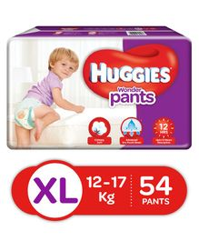 475701df8c5 Huggies Wonder Pants Extra Large Pant Style Diapers - 54 Pieces