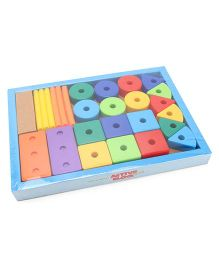 Building Blocks Construction Sets Stacking Toys For Colors And
