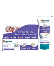 Himalaya Herbal Diaper Rash Cream - 50 gm