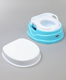 Babyhug Practico 4-in-1 Potty Chair - Blue