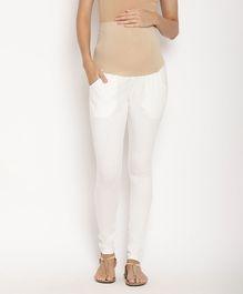 bc0d1e81333d53 Maternity Leggings & Jeggings Online - Buy Maternity Bottom Wear at ...