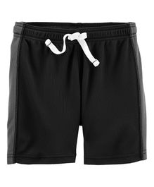Carter's Active Mesh Shorts - Black