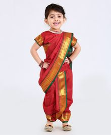 8b7a3bd6e2 Saree Online - Buy Ethnic Wear for Baby/Kids at FirstCry.com