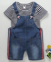 471ab768c Dungarees Online - Buy Onesies & Rompers for Baby/Kids at FirstCry.com