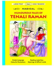 Tenali Raman - Story Book: Buy Online at FirstCry com