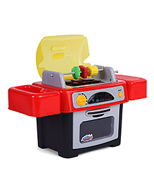 Comdaq Barbeque Set With Light And Sound - Multicolor