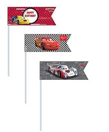Disney Pixar Cars Picks Pack Of 20 - Multi Color