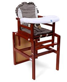 Mee Mee High Chair - Brown