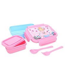 Disney Princess Lunch Box - Pink And Blue - 1360446