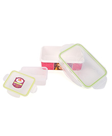 Servewell Disney Princess Lunch Box Set - Pink