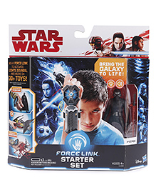 Star Wars Kylo Ren Force Link Starter Set - Blue