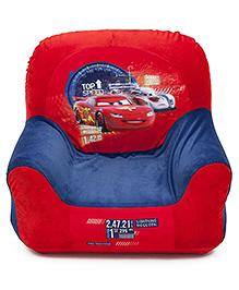 Disney Cars Club Chair - Red & Blue